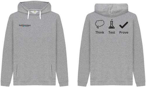 Think, Test, Prove Hoody