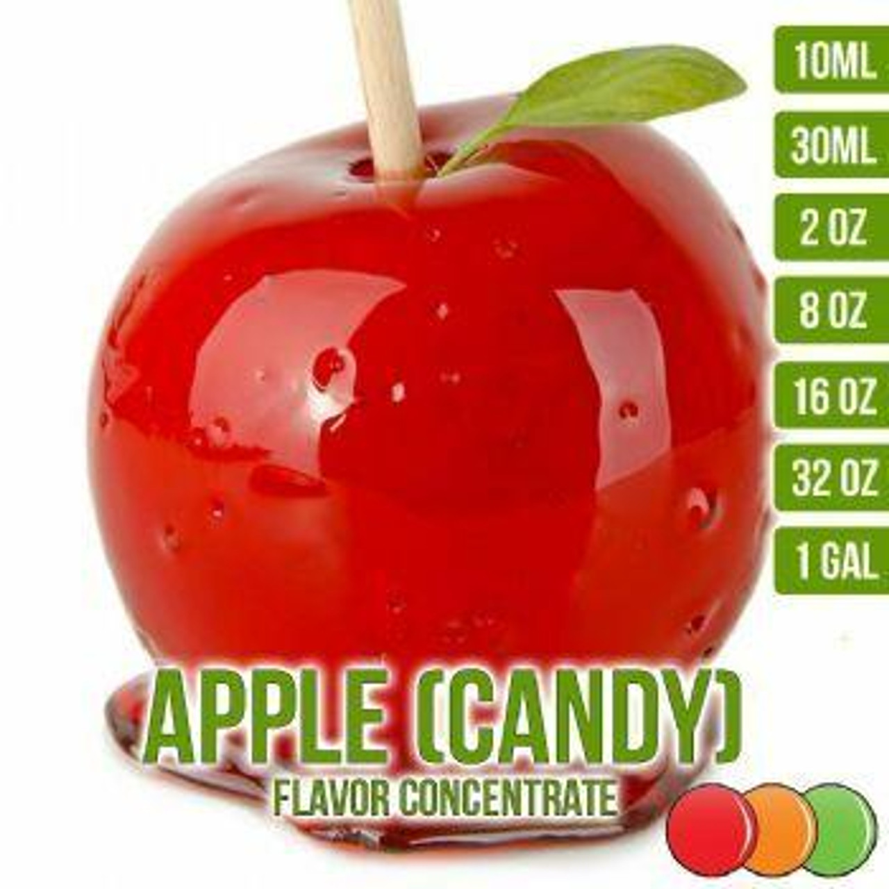 One On One Flavours APPLE CANDY OOO