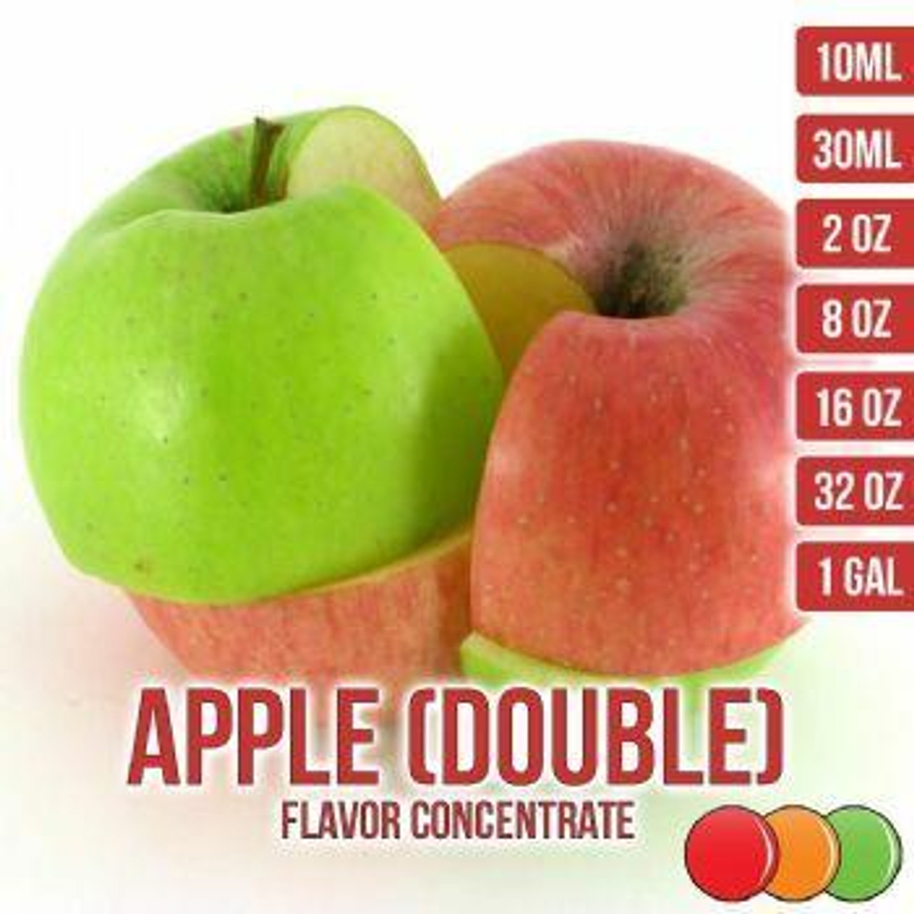 One On One Flavours APPLE DOUBLE OOO