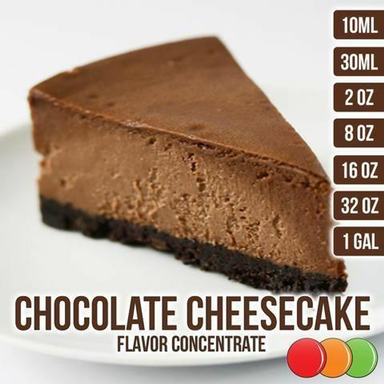 One On One Flavours CHOCOLATE CHEESECAKE OOO