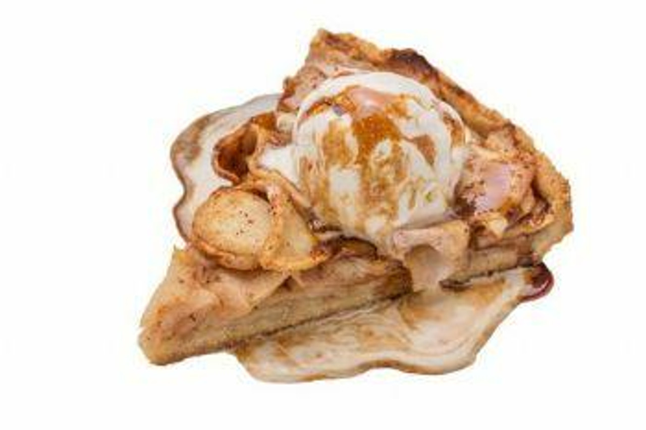 Route 66 Flavours ARKANSAS APPLE PIE WITH ICE CREAM R66