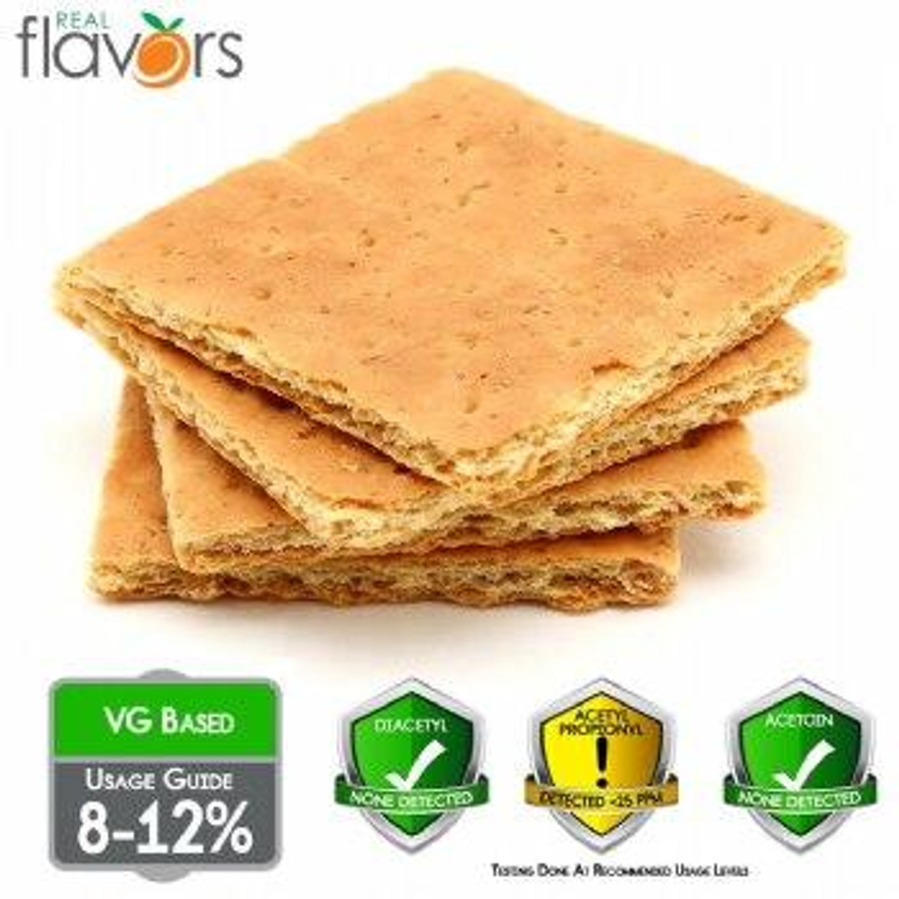 Real Flavors Flavours GRAHAM CRACKER VG RF