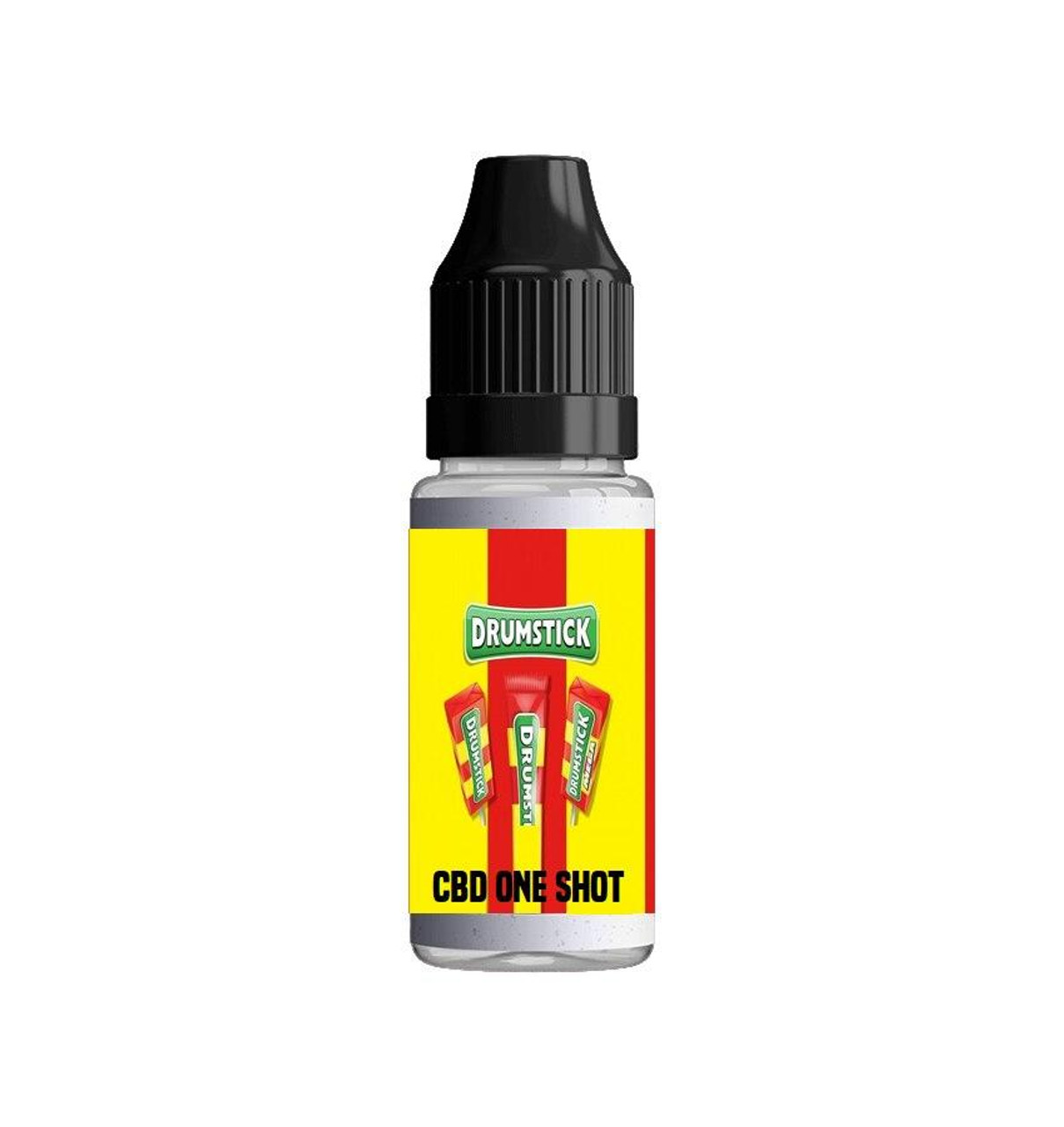 CBD One Shot Flavours DRUMSTICK LOLLY CBD ONE SHOT
