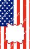 CDS Printed Garden Flag | American 3