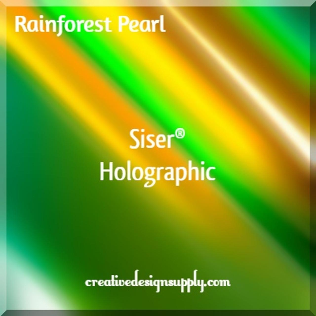 Siser® Holographic | Rainforest Pearl