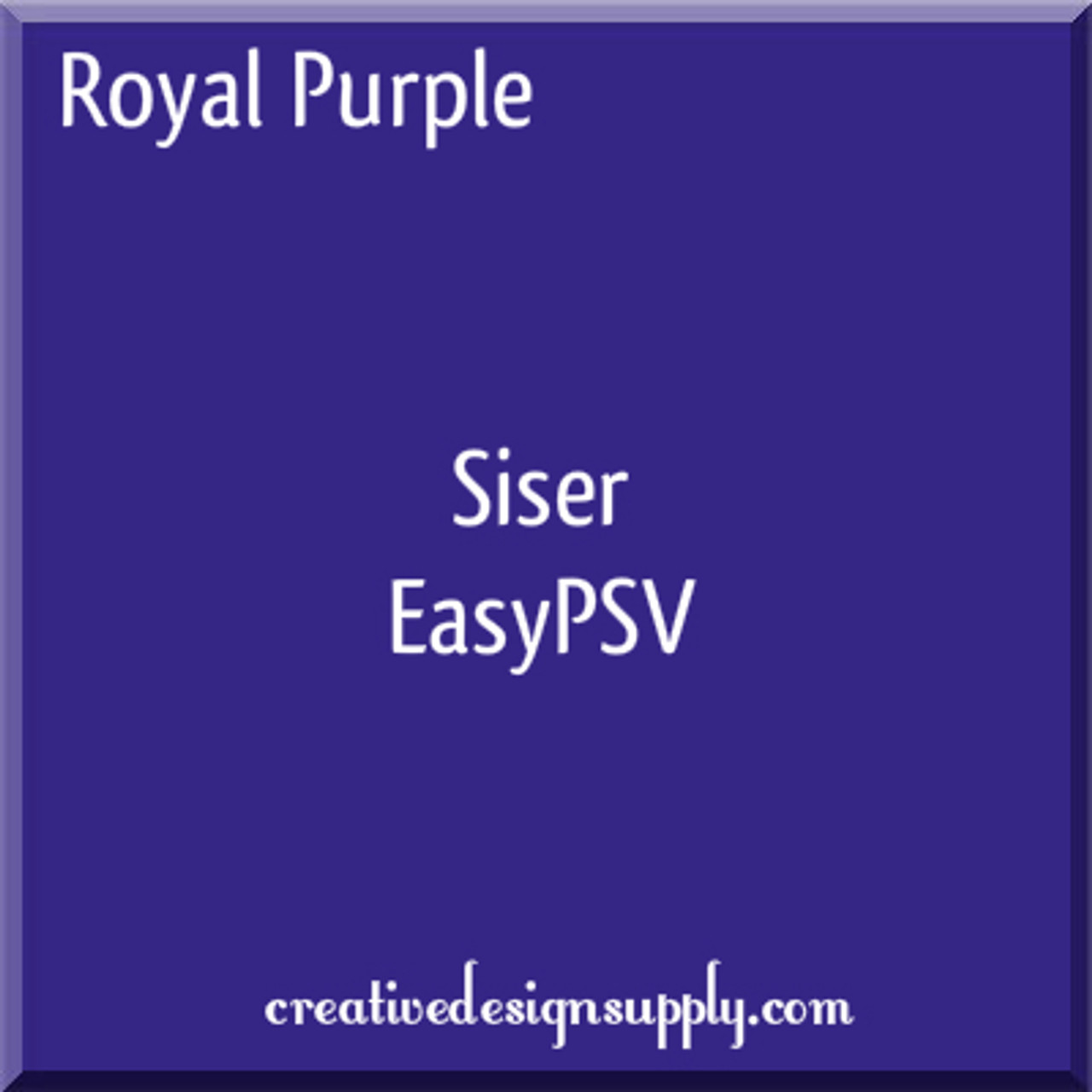 Royal Purple Siser EasyPSV