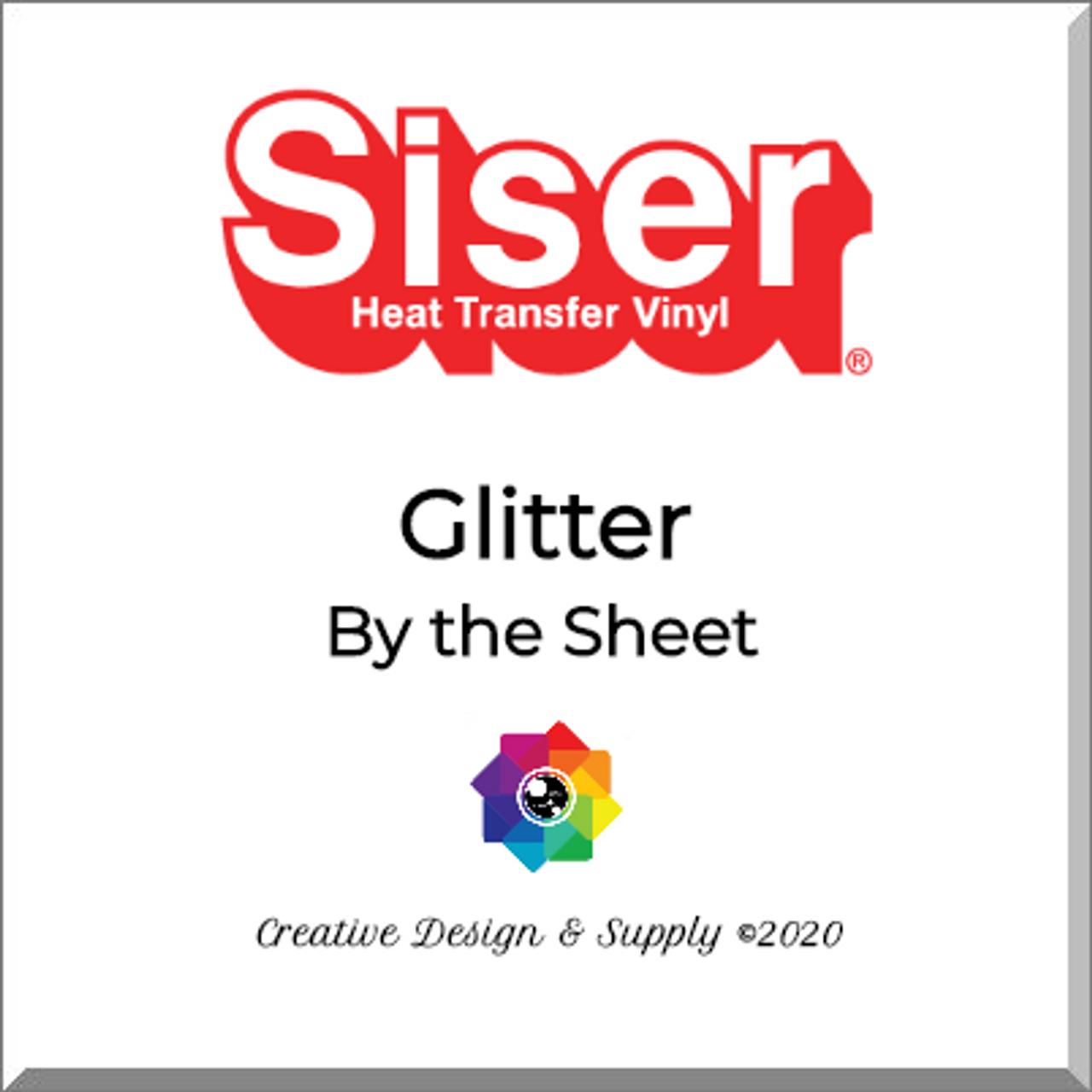 Siser® Glitter by the Sheet