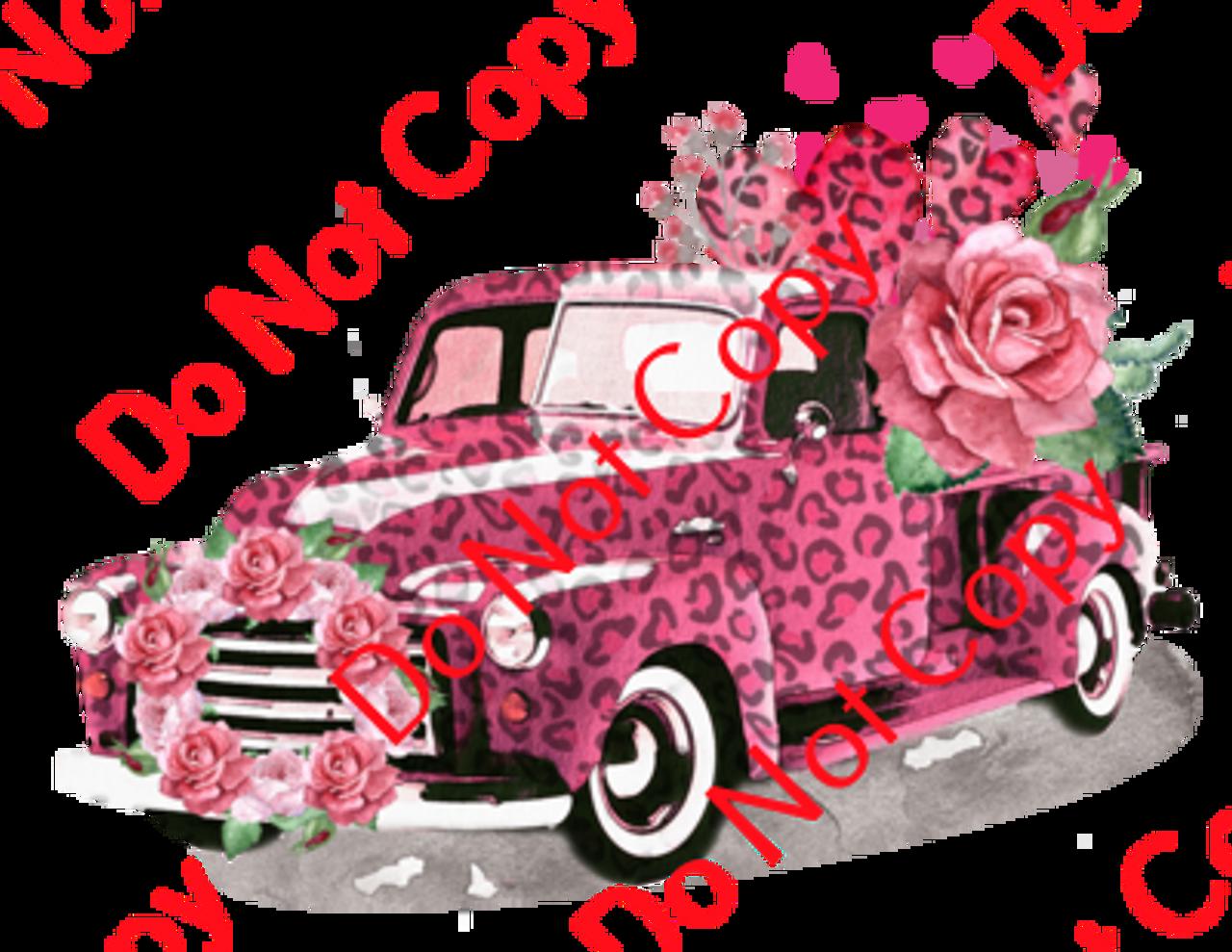 CDS Print n Cut Ready to Apply | Valentine Design 8