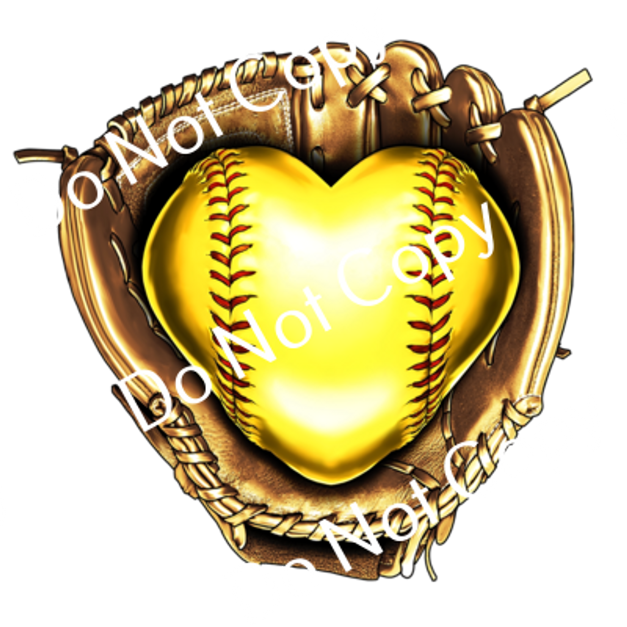 CDS Print n Cut Ready to Apply | Softball Designs 3