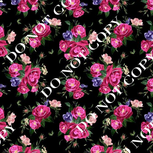 FPAS Black Floral 15