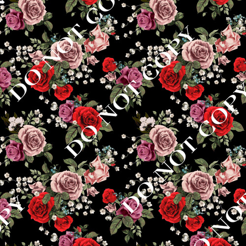 FPAS Black Floral 17
