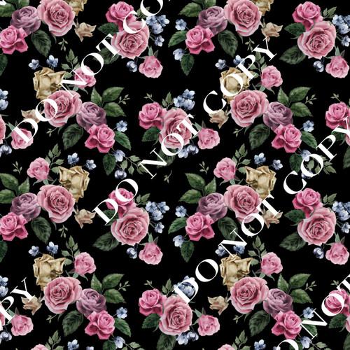 FPAS Black Floral 18