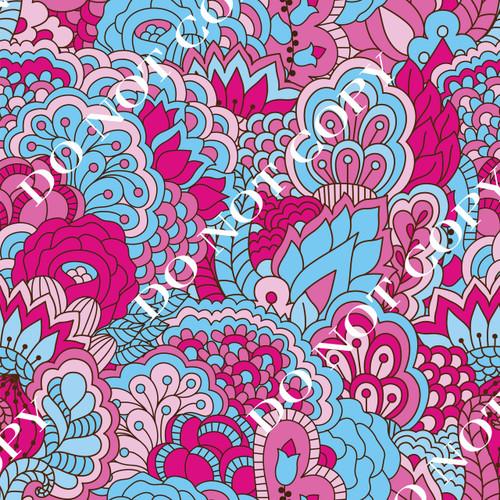 FLRWD Neon Floral 10