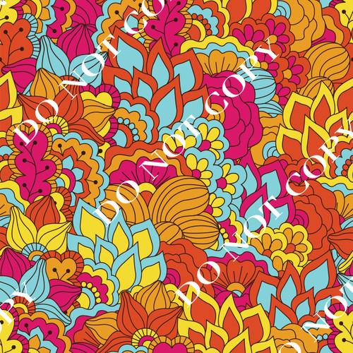 FLRWD Neon Floral 14