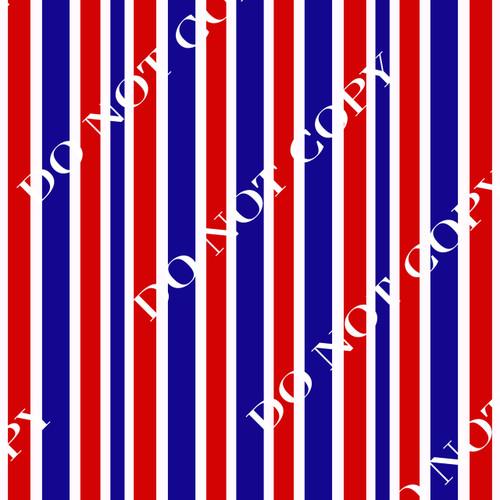PAWFD RedWhiteBlue Patriotic 19
