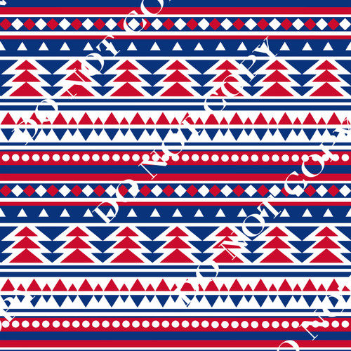 PDMS Patriotic Aztec 1