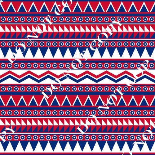 PDMS Patriotic Aztec 2