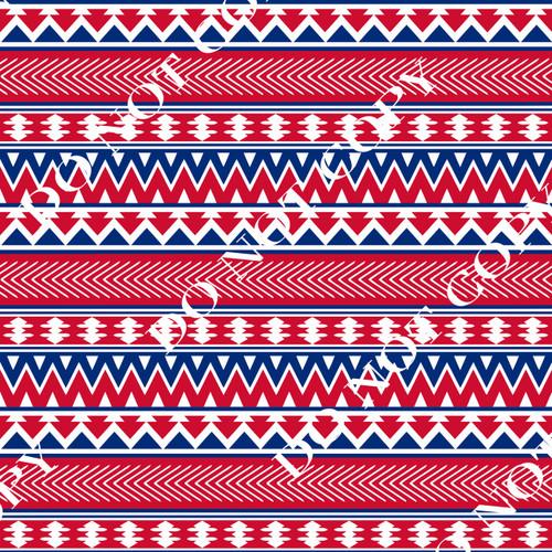 PDMS Patriotic Aztec 3