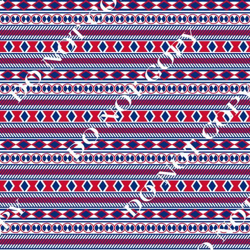 PDMS Patriotic Aztec 4