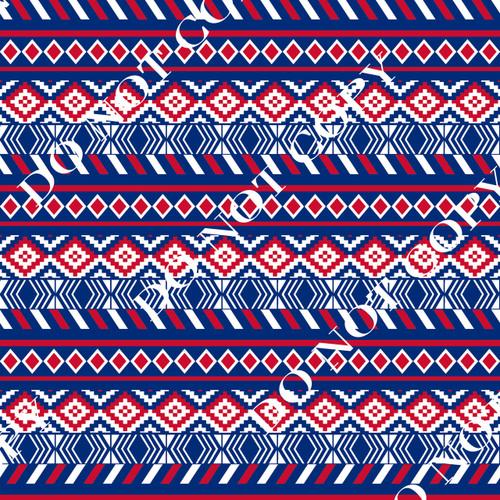 PDMS Patriotic Aztec 7
