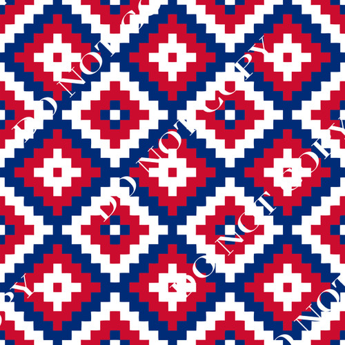 PDMS Patriotic Aztec 8