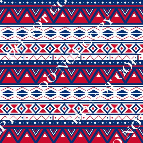 PDMS Patriotic Aztec 9