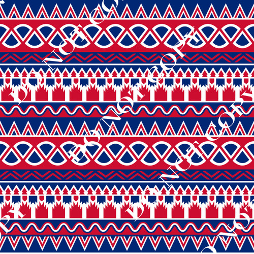 PDMS Patriotic Aztec 10