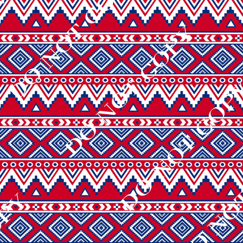 PDMS Patriotic Aztec 11