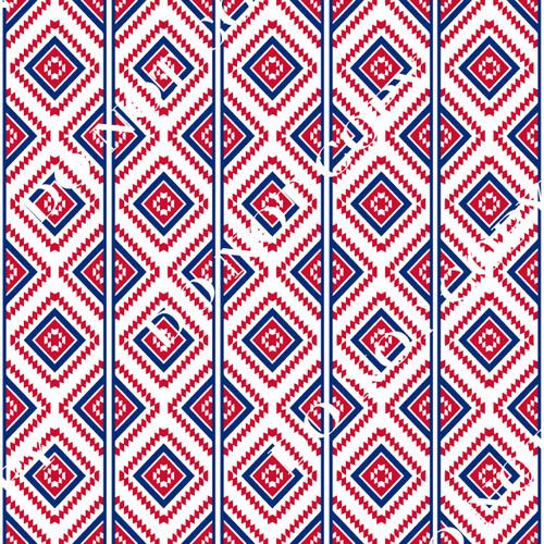 PDMS Patriotic Aztec 12