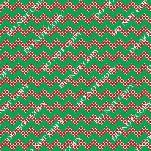 CCTTS Christmas Chevron 1