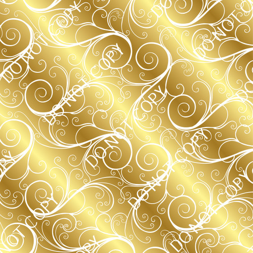 CGCMND Gold Christmas 12