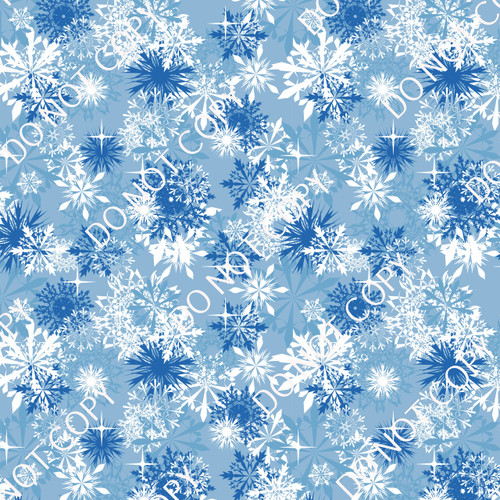CVMD Christmas Snow 5