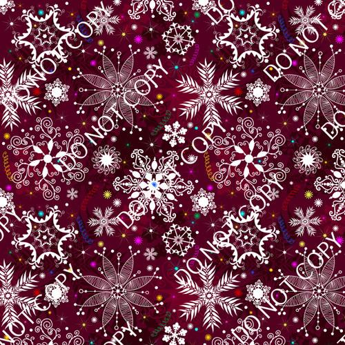 CVMD Christmas Snow 7