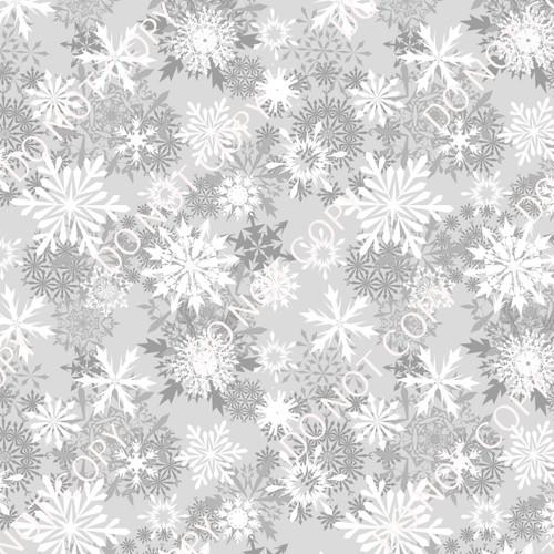 CVMD Christmas Snow 8