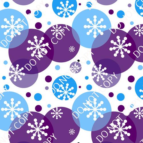CVMD Christmas Snow 10