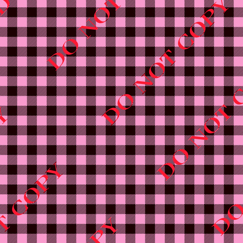 VSP Pink Buffalo Plaid 7