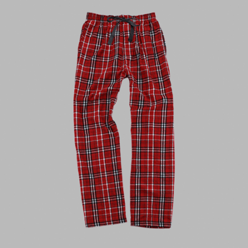 Red, White and Black Lounge Pants