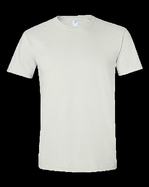 Gildan® SoftStyle® Unisex Tee | White