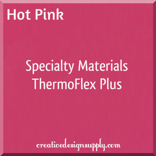 ThermoFlex® Plus Hot Pink