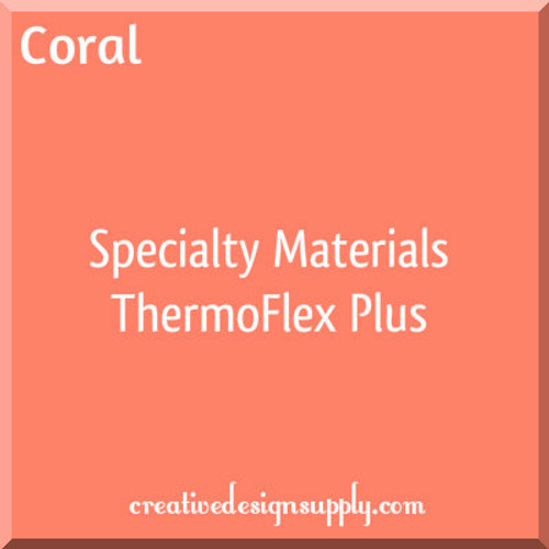ThermoFlex® Plus Coral