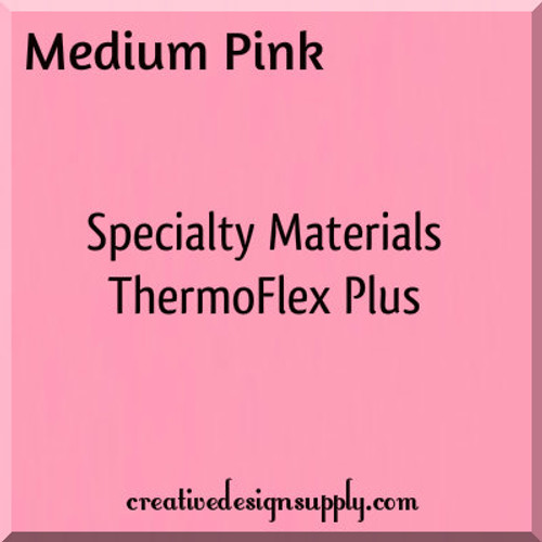 ThermoFlex® Plus Medium Pink