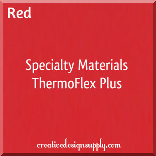 ThermoFlex® Plus Red