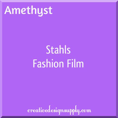 Stahls'® Cad-Cut® Fashion Film® Matte Amethyst