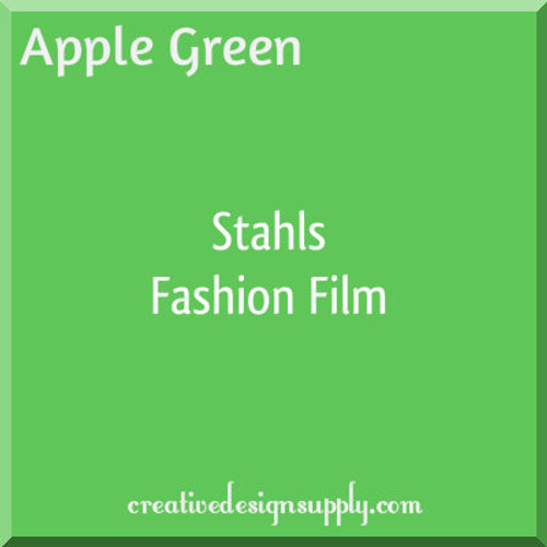 Stahls'® Cad-Cut® Fashion Film® Matte Apple Green