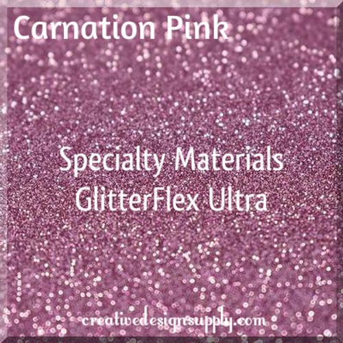 GlitterFlex® Ultra Carnation Pink