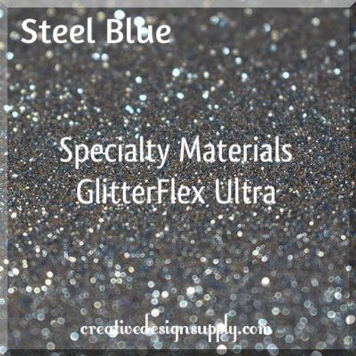 GlitterFlex® Ultra Steel Blue