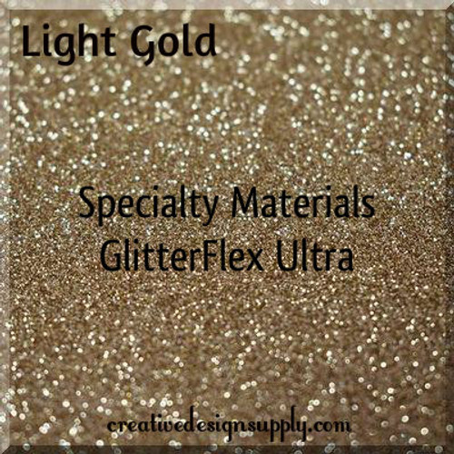 GlitterFlex® Ultra Light Gold
