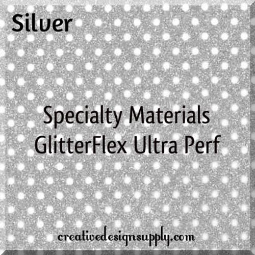 GlitterFlex® Ultra Perf Silver