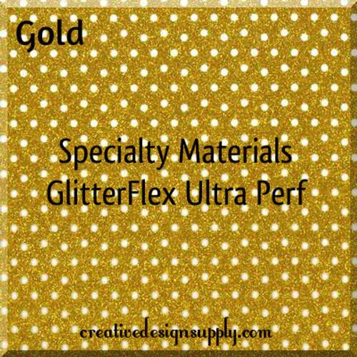 GlitterFlex® Ultra Perf Gold