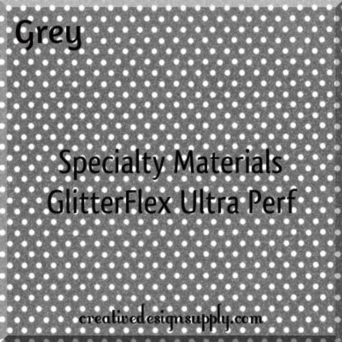 GlitterFlex® Ultra Perf Grey